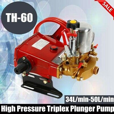Ad Ebay Url Agricultural Chemical Triplex Plunger Pump Spray Pump Pressure Washer Pro Plunger Pressure Washer Electric Water Pump