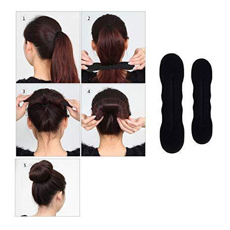 Affiliate Ealicere 25pcs Haare Frisuren Set Haar Zubehor Styling Set Hair Styling Accessories Kit Set Geflochtene Haare Haar Styling Selbstgemachte Frisuren