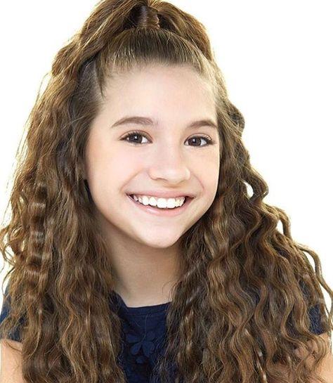 Mackenzie Zieglers new headshot June 2016 added by @youngprodigies