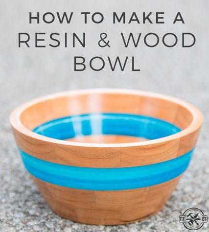 How To Make A Resin And Wood Segmented Bowl Diy Wood Projects Wood Bowls Resin Diy