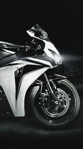 Honda Superbike Motorcycle Wallpaper Honda Superbike Cool Wallpapers For Phones Black motorcycle wallpaper hd