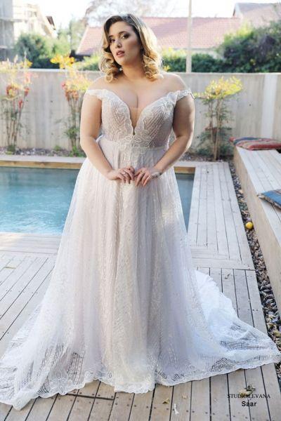 Long black plus size bridesmaid dresses