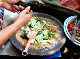 Kevin Barata Cara Membuat Lotek Padang Maknyus Yos Resep Makanan Resep Makanan Pembuka Resep Masakan Indonesia