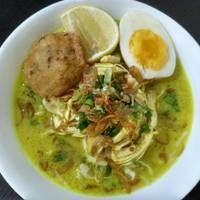 Resep Soto Ayam Medan Oleh Xander S Kitchen