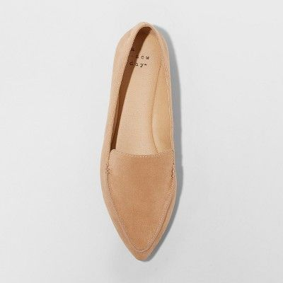 Women's Micah Pointy Toe Loafers - A