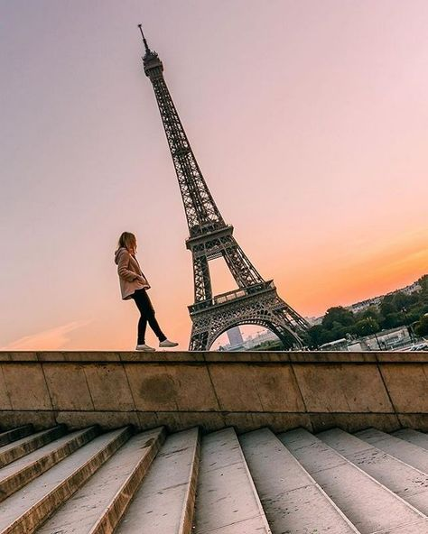 Plus de 90 superbes photos Instagram de Paris, faites de vos vacances une ...  #faites #insta...