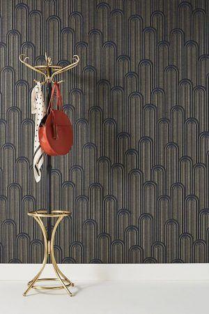 The Roaring 2020s Art Deco Trend Spotlight Bandd Design Wallpaper Manufacturers Wallpaper Speakeasy
