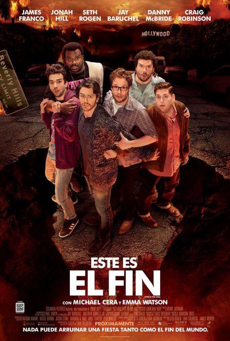 Este es el Fin - Sony Pictures Colombia - @cineencolombia - @Sonja Champness Pictures Colombia - www.sonypictures.... - facebook.com/sonypicturescol