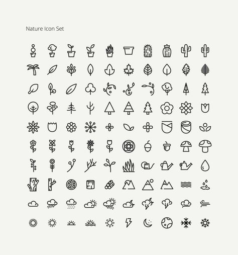 This huge bundle of nearly 1,000 vector icons are perfect for use in your next…