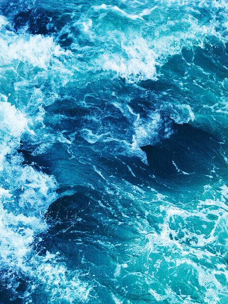 Photocircle Ocean Waves Poster Von Vivid Atelier Bei Photocircle Im Avocadostore In 2021 Meereswellen Ozean Tapete Ozean Fotografie