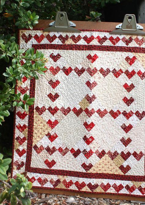 Temecula Quilt Co: Happy Valentine's Day
