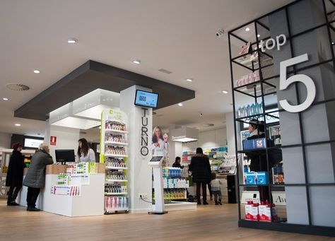 Diseno Y Reforma De Farmacias Modernas En Zaragoza Diseno De