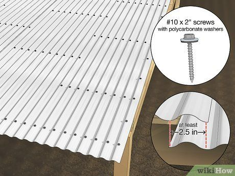 How To Install Corrugated Roofing In 2020 Corrugated Roofing Corrugated Metal Roof Corrugated Plastic Roofing
