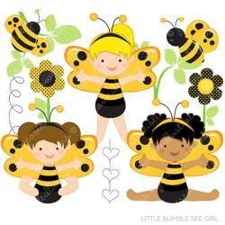 Cute Bumblebee Clip Art in 2020   Bee drawing, Cartoon bee, Bumble bee  cartoon