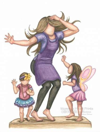Baby Pictures Valentines Day Mothers 32 Super Ideas Mother Daughter Art Mom Art Girl Mom