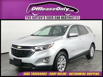 Ebay Advertisement 2019 Chevrolet Equinox 1lt Awd Off Lease Only