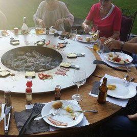 Feuertisch Artour Fire Table Bbq Pitmasters Outdoor Bar