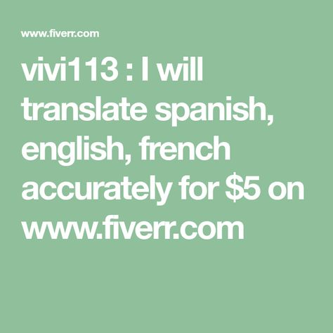 If you need fast and cheap english-spanish transaltions go to - fresh french birth certificate translation sample