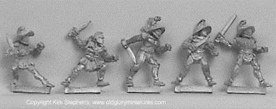 Miniatures Female Gunslingers Heroes 4 Cowboy Wars ZCW-26 The Local Ladies #2