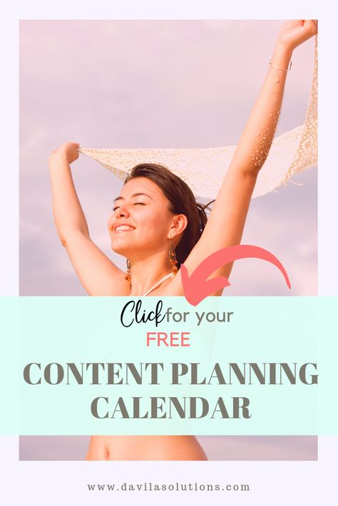 Planning out content for blog posts and social media can feel completely overwhelming, especially when you are unorganized. You can use my FREE Content Planning Calendar to sit down and spend an hour or less and plan your entire year of content! This calendar is in a simple to use format, just print and pour your ideas out. No more wasting time wondering what you SHOULD be doing!