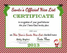 Christmas Certificates Templates For Word Awesome Top Notch Email Marketing Suggestions To Help Your Business  Free .