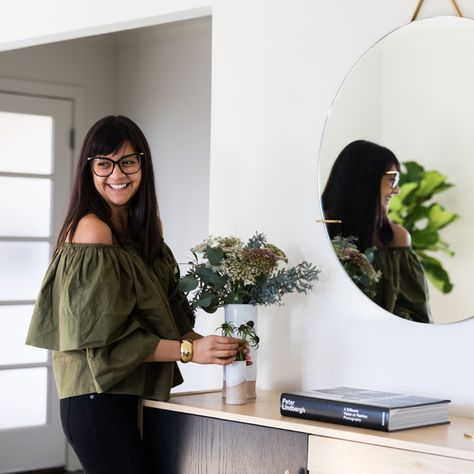 INTRO - How Cuyana's Two Founders Styled Their Homes (Using One Designer) - Photos