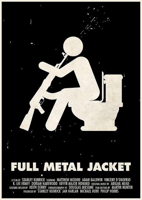 Full Metal Jacket Poster 02