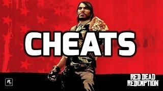 All Red Dead Redemption 2 Cheats SO FAR! - (Red Dead