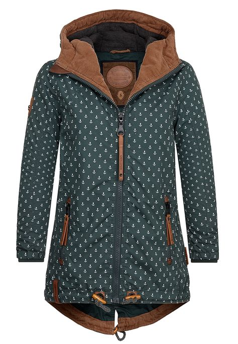 NAKETANO Reitsport Forever Jacket for Women Blue