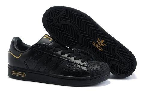 03773e5f879 Adidas Superstar 2,5 Dames Schoenen Zwart Goud | My Style - Adidas ...