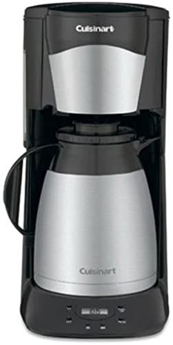 New Cuisinart Dtc 975bkn Programmable Automatic Brew And Serve 12 Cup Thermal Coffeemaker Black Online Shopping In 2020 Thermal Coffee Maker Coffee Maker Cuisinart Coffee Maker