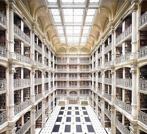16 Libraries You Have To See Before You Die