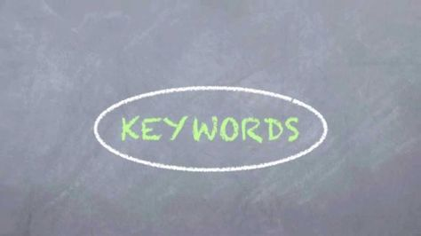 Developing Keywords