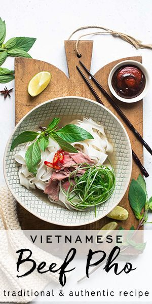 Vietnamese Pho Recipe With Step By Step Photos Eat Little Bird Rezept Suppe Rezept Einfach Suppen Rezepte Huhn Asiatische Rezepte