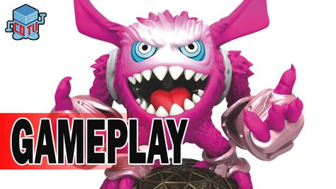 Skylanders Love Potion Pop Fizz Gameplay #skylanders #videogame #coinoptv