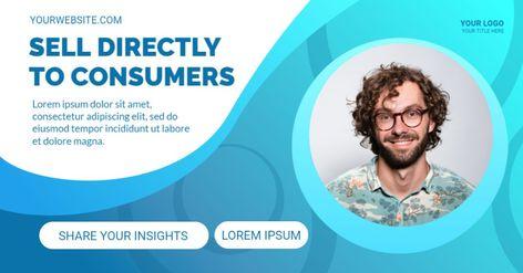 Marketing Article LinkedIn Post Template - Mediamodifier