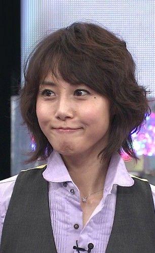 松嶋菜々子髪型アレンジ術50選 40代でもナチュラルヘアに出来る