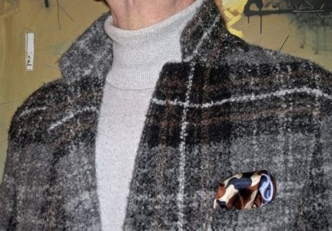 dandystyle Zara Man bouclé knit jacket,...