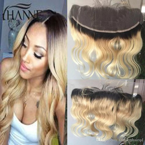 8a Indian Virgin Hair Ombre Lace Frontal Closure 13*4 Inch Wholesale Body Wave Two Tone Lace Frontal Human Hair Frontal Lace Closure Wigs With Lace Closure April Lace From Fashionhairqd, $181.91| Dhgate.Com