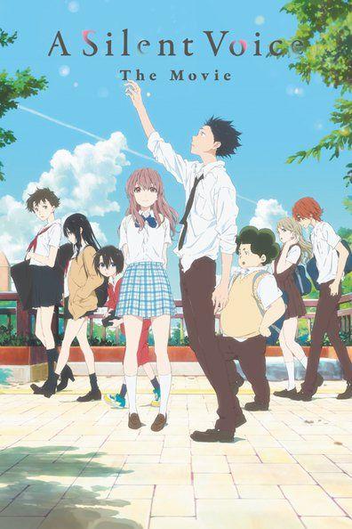 The Story Revolves Around Nishimiya Shoko A Grade School Student Who Has Impaired Hearing She Transfers Into A New School Whe Anime Anime Shows Voices Movie
