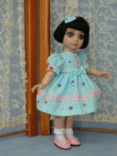 "CREAM Basic Doll Shoes For 10/"" Ann Estelle Sophie /& Patsy Debs"