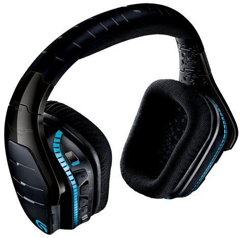 b46df308ab5 Amazon.com: Logitech G933 Artemis Spectrum Wireless 7.1 Surround Gaming  Headset (981-000585): Computers & Accessories