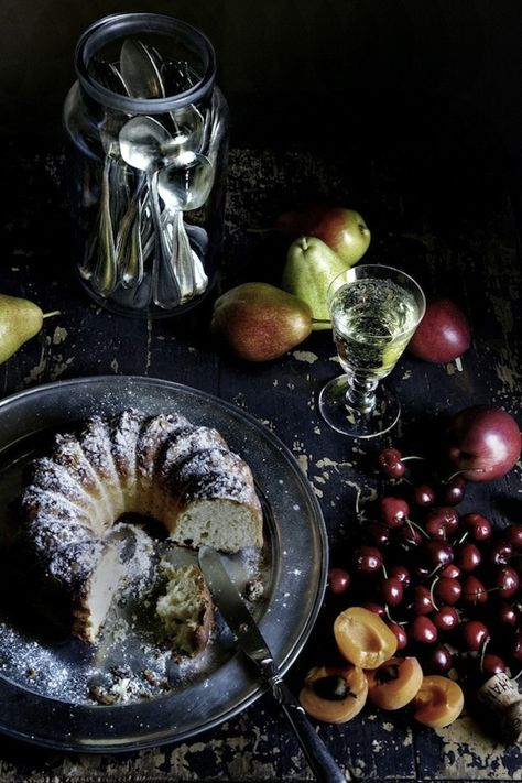 France-based stylist/cook /food blogger Mimi Thorisson...like a real life 17th c. Dutch still life