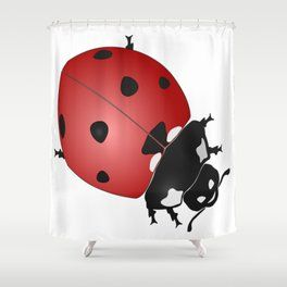 Ladybug With Images Bathroom Items Ladybug Curtains