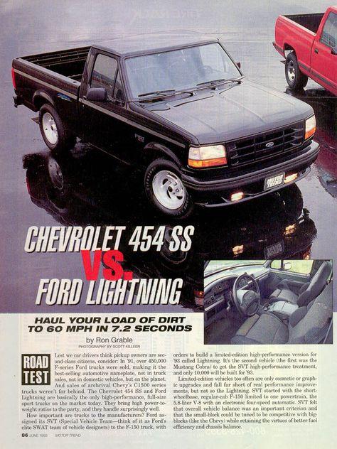 Ford Lightning Parts For Sale Craigslist : lightning, parts, craigslist, 70's@80's@90's, Trucks, Ideas, Trucks,