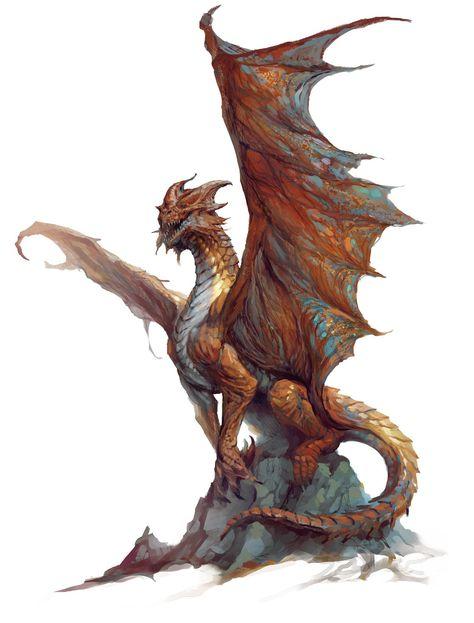 Filauxerimos CB / Dragon de Cuivre Dent du Dragon / Thesk