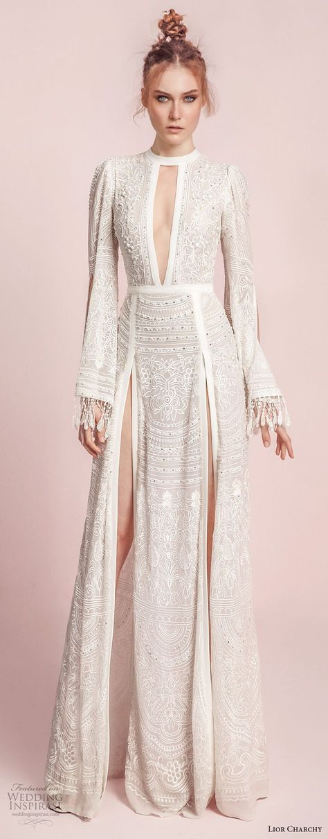 Lior Charchy Spring 2017 Wedding Dresses