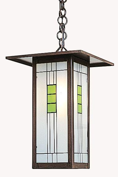 craftsman style outdoor pendant lighting # 7