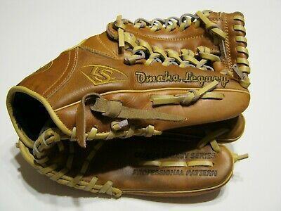 Louisville Slugger Omaha Legacy Olbn5d Baseball Glove 11 In 2020 Louisville Slugger Baseball Glove Slugger