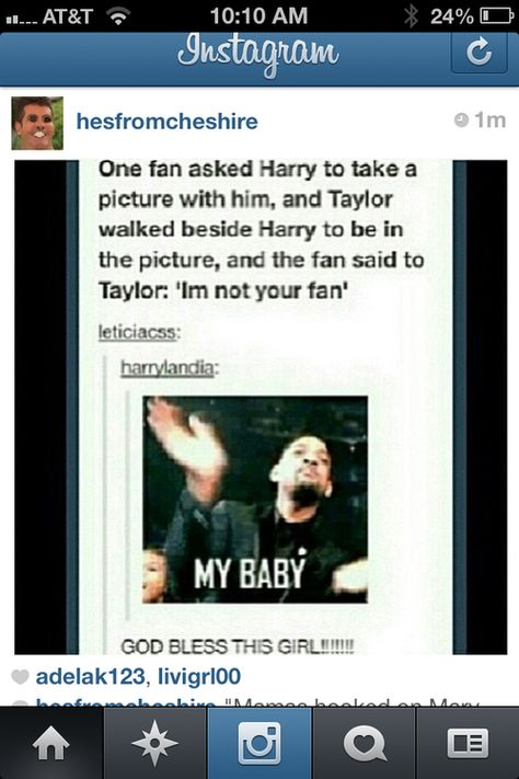 Give that fan a medal!